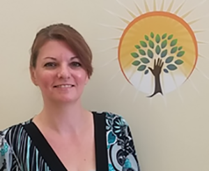 Krista Miller, Admin Staff